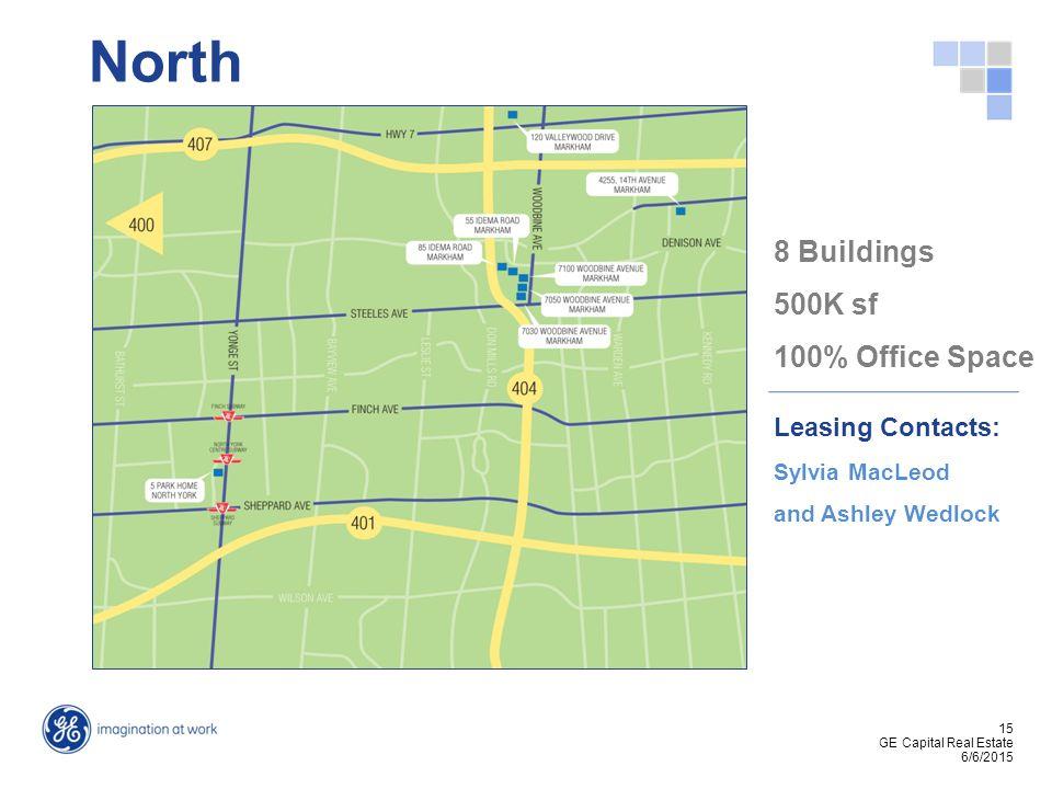 GE Capital Real Estate Toronto