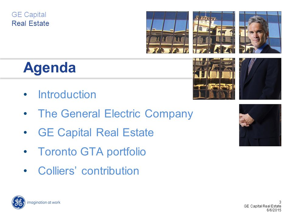 What is the History of General Electric?
