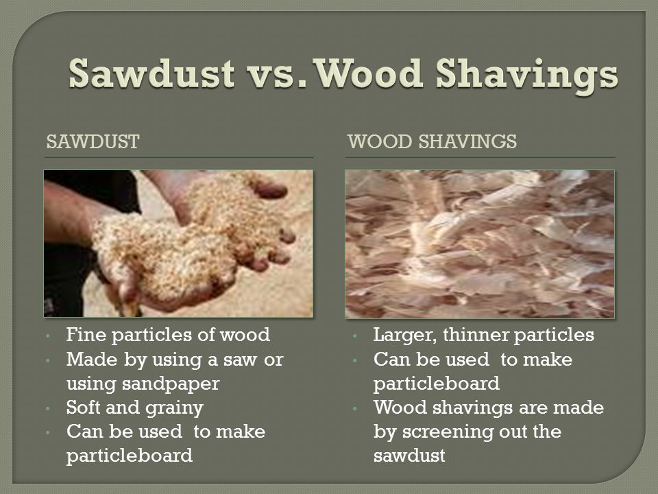 How Different Are Wood Shavings And Sawdust ~ Sawdust insulation in the coop remarkable project on