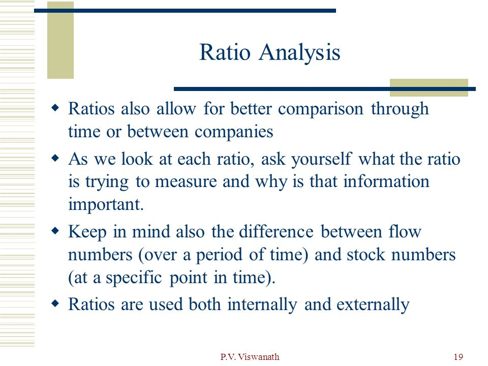 Introduction to Financial Statement Analysis - ppt download