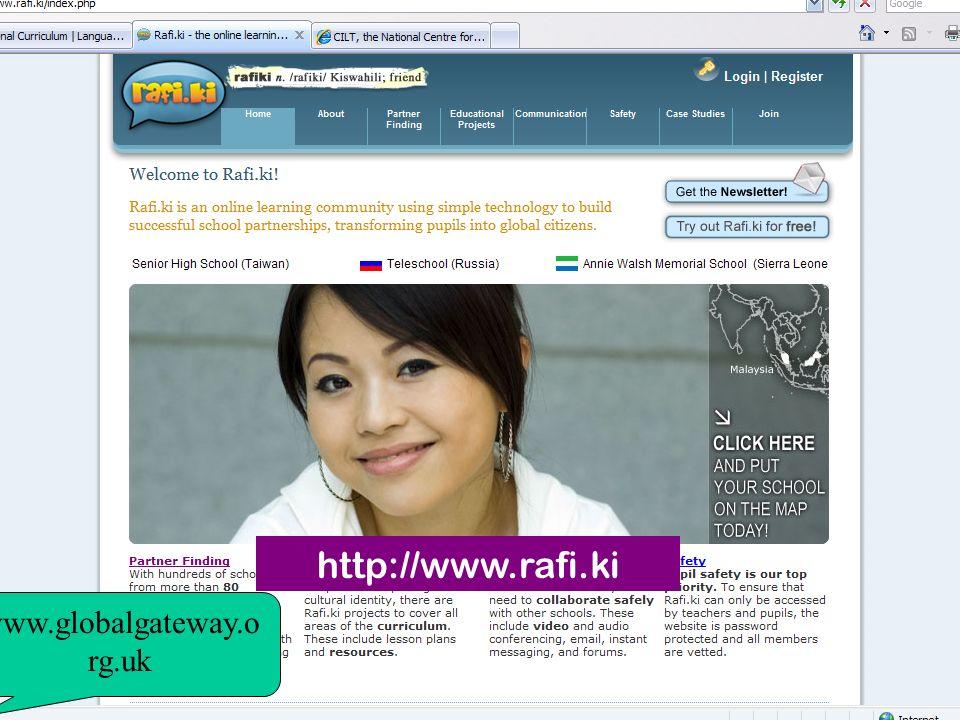 http://www.rafi.ki www.globalgateway.org.uk