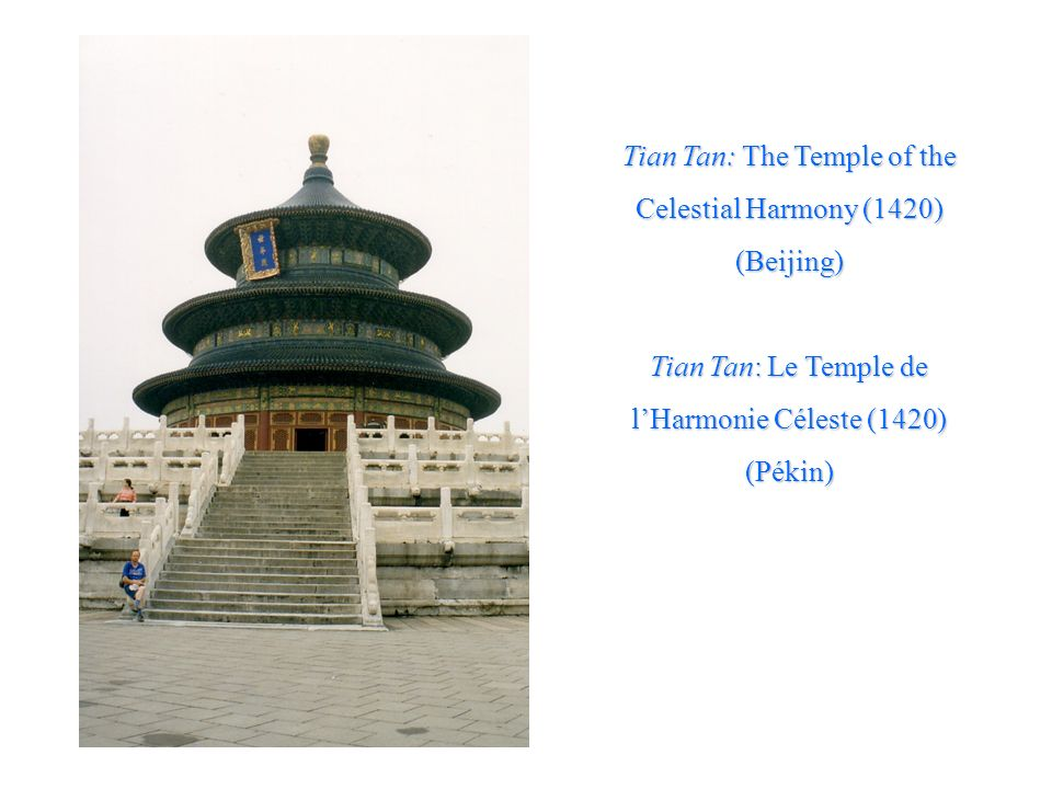 Tian Tan: The Temple of the