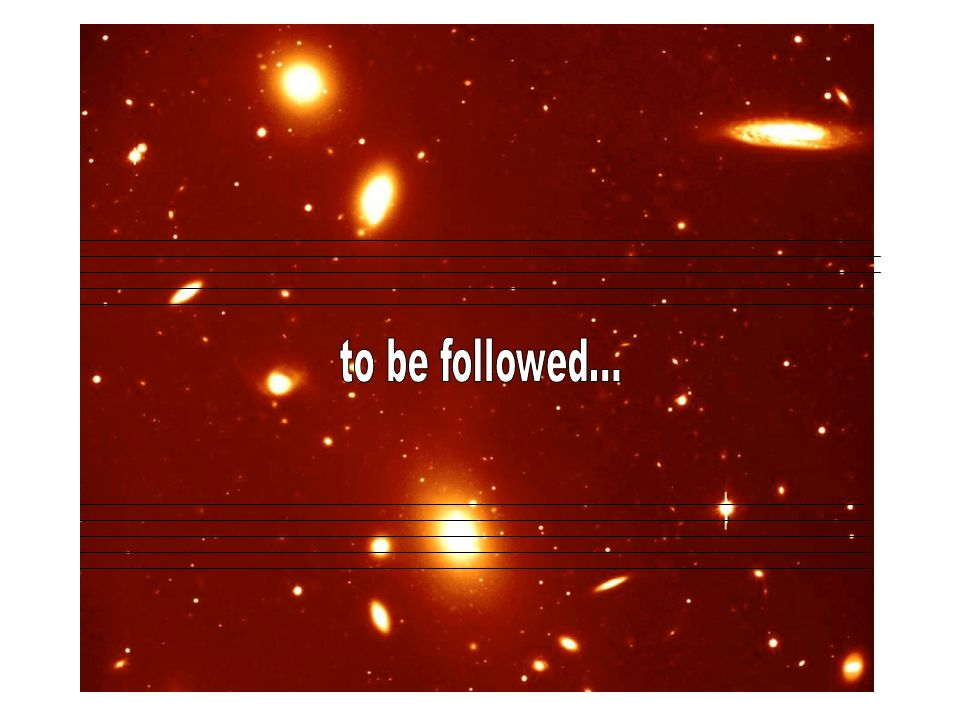 to be followed...