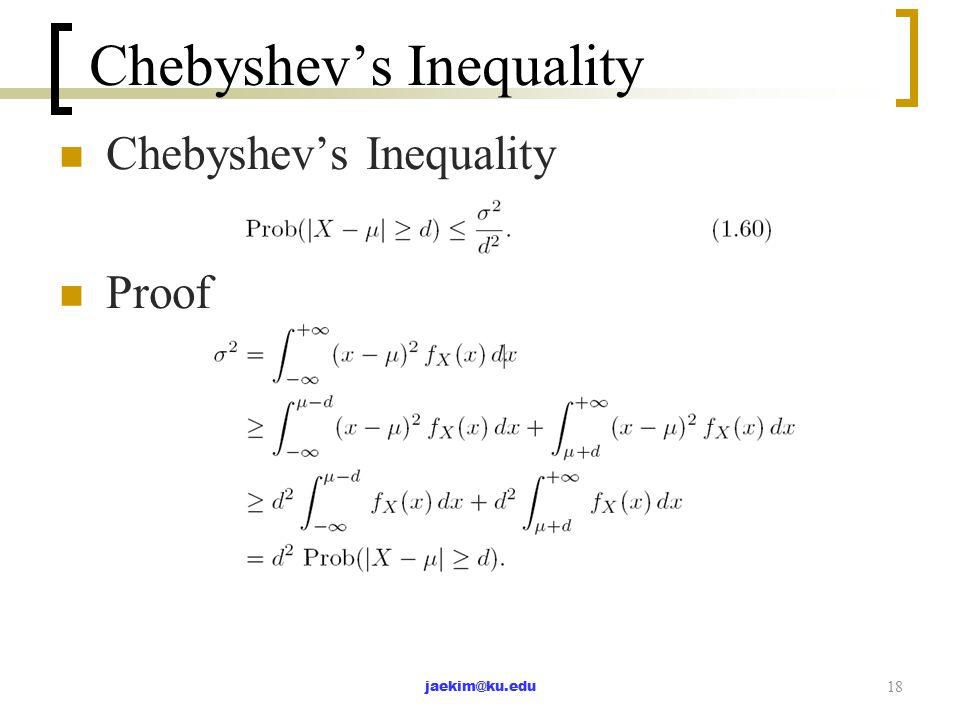 Chapter 1 Probability Theory I One Random Variable