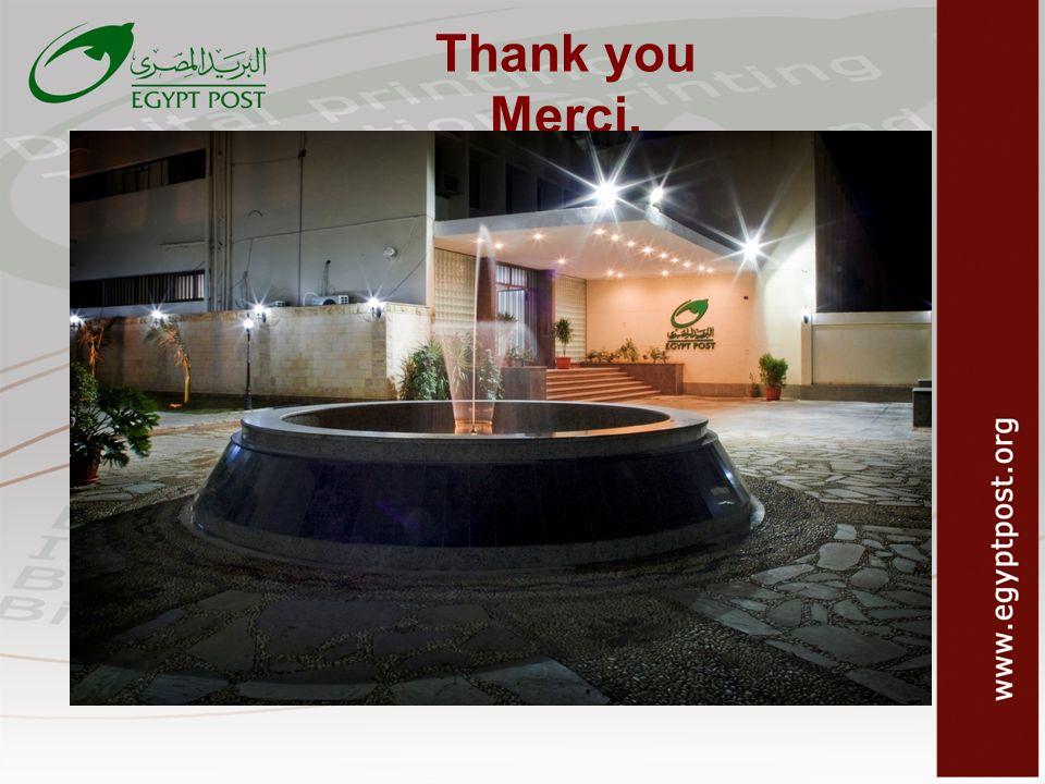 Thank you Merci.