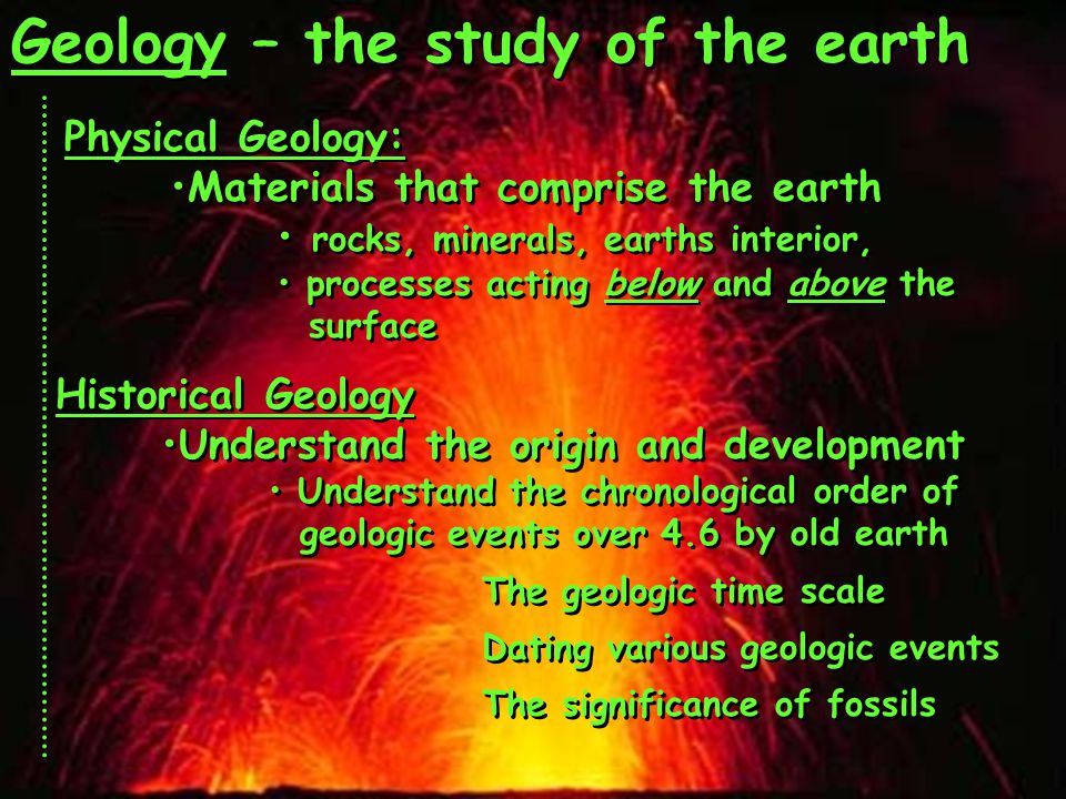 geology lab dating of rocks fossils and geologic events