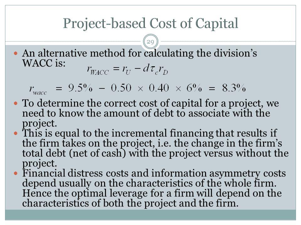 cost of capital finance pdf