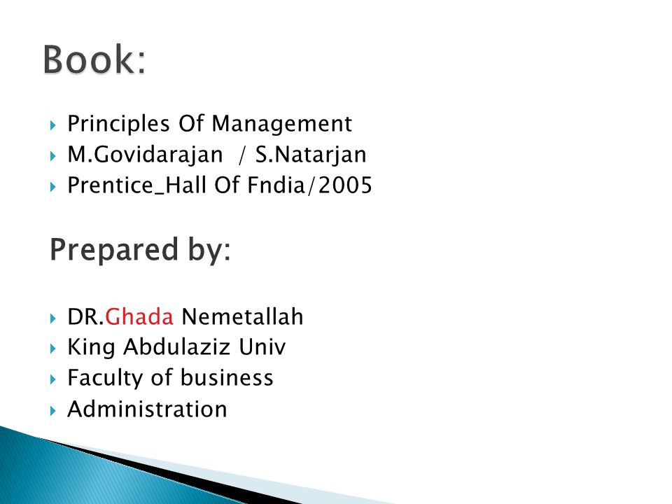 bus 201 principles of management The student will explain the principles of business management, such as planning, staffing, organizing, directing, and decision making  bus 201 principles of .