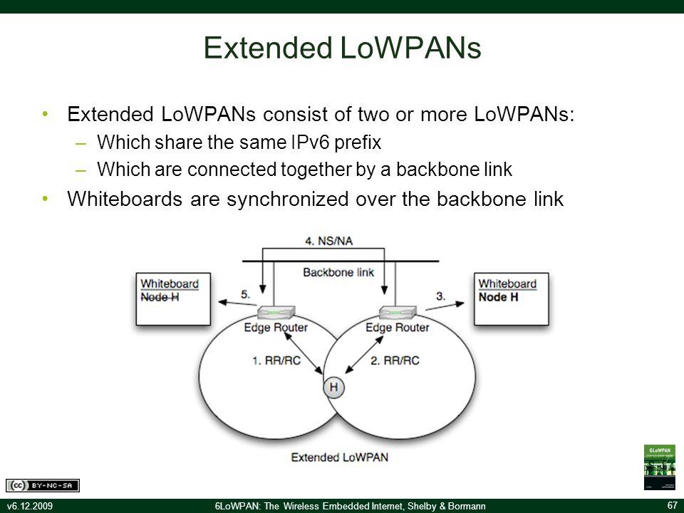 6lowpan the wireless embedded internet pdf
