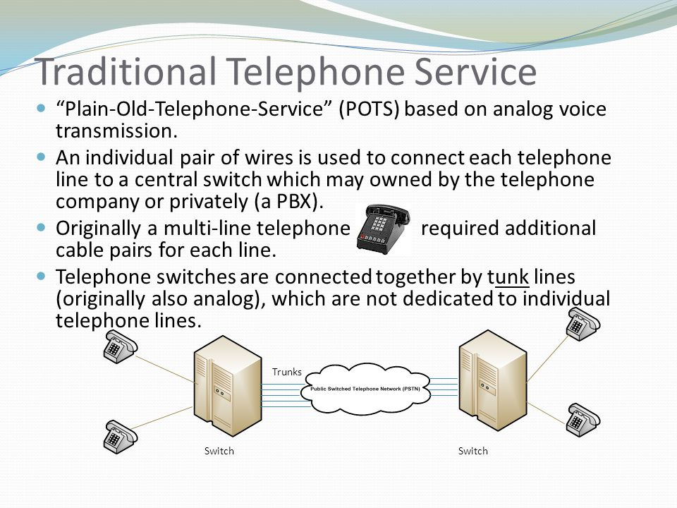 digital vs analog telephone wiring: ucsb communications services
