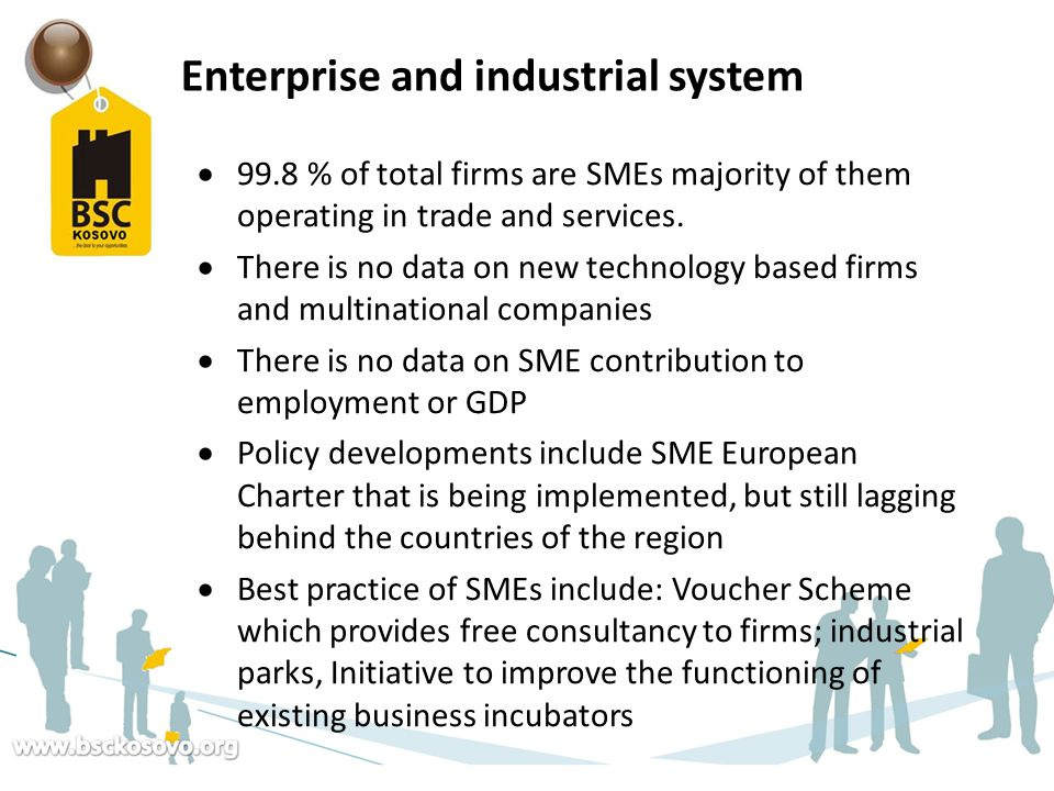 Enterprise and industrial system