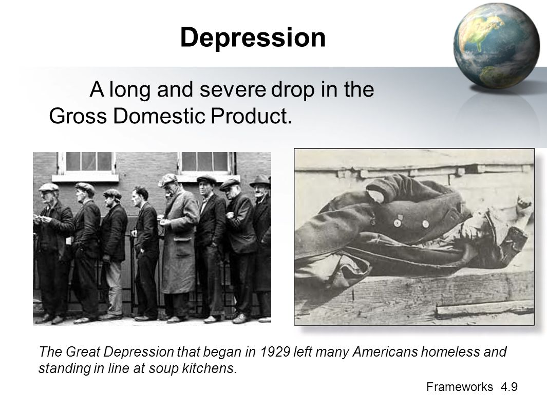 the great depression was a severe