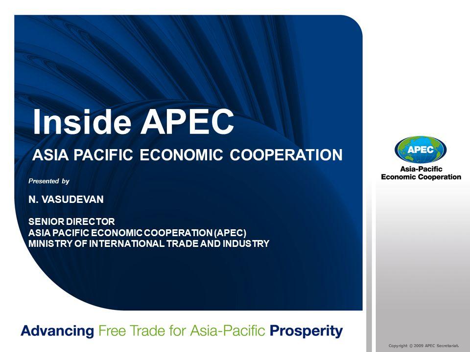 inside apec asia pacific economic cooperation n vasudevan ppt download. Black Bedroom Furniture Sets. Home Design Ideas