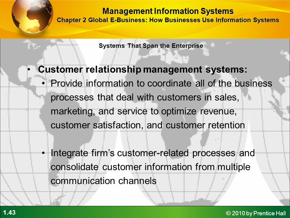 information systems in global business today 2 essay Informationweekcom: news analysis,  and research for business technology  new attitudes and approaches may help km systems live up to their original.
