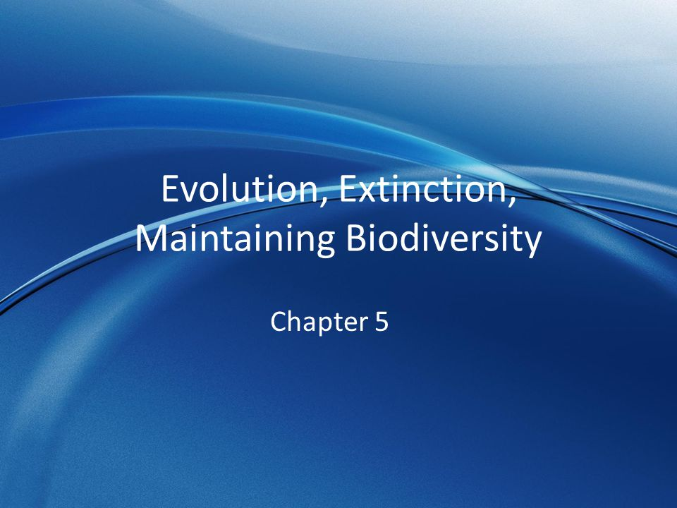 biodiversity and extinction Unlike the mass extinction events of geological history there can be little debate that there is, in fact, a very serious biodiversity crisis.