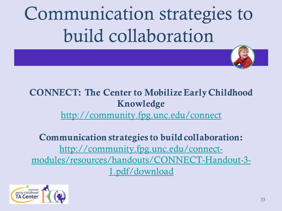 communication and collaboration strategies for different Communication, collaboration, and you: tools, tips this series offers valuable tools and resources for rns to develop leadership skills, knowledge, and strategies to create safe and columbus cynthia has written and spoken on collaboration and communication topics for many years.