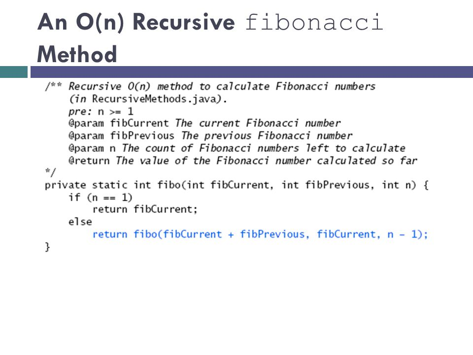 C Program to Find the Nth Fibonacci Number using Recursion