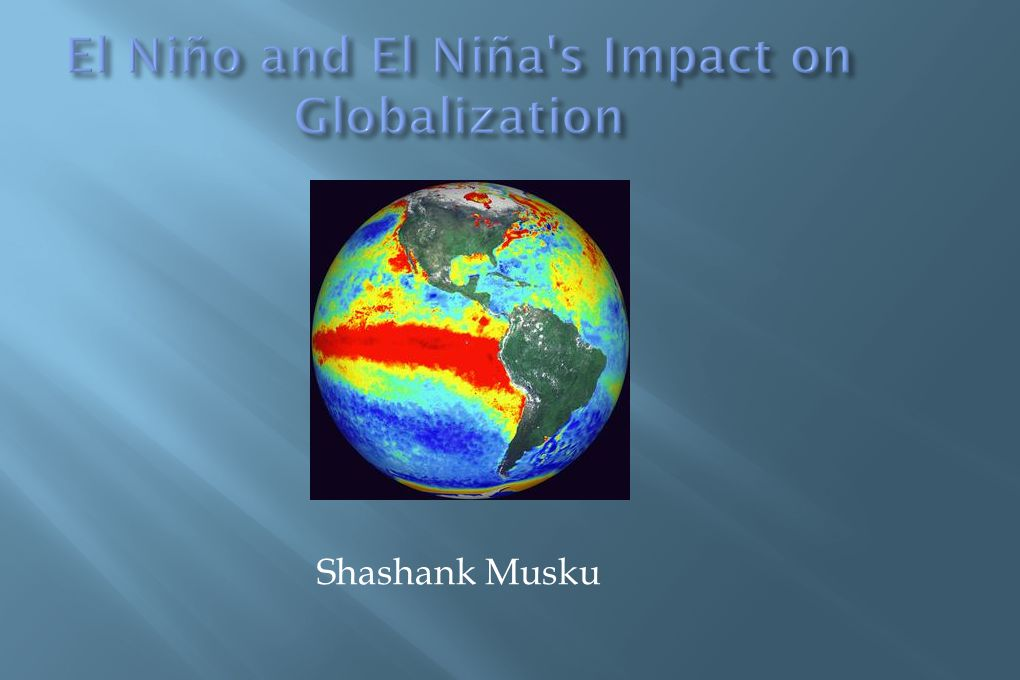 impact of el ni o on the El nino has an 80 percent chance of lasting into spring 2016,  el niño's clearest impact on northern hemisphere weather patterns occurs from late fall through winter.