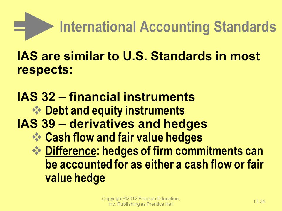ias accounting standards To answer this question, we must first define what ias and gaap are, in order to get a better grasp of the function they serve in the world of accountingthe acronym.