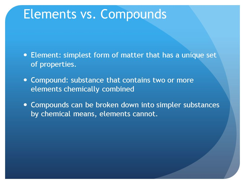 Chapter 1/2 Chemistry and Matter. - ppt download