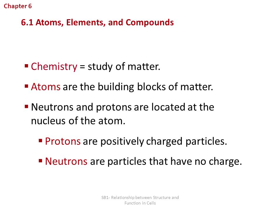 all about atoms elements and compounds relationship