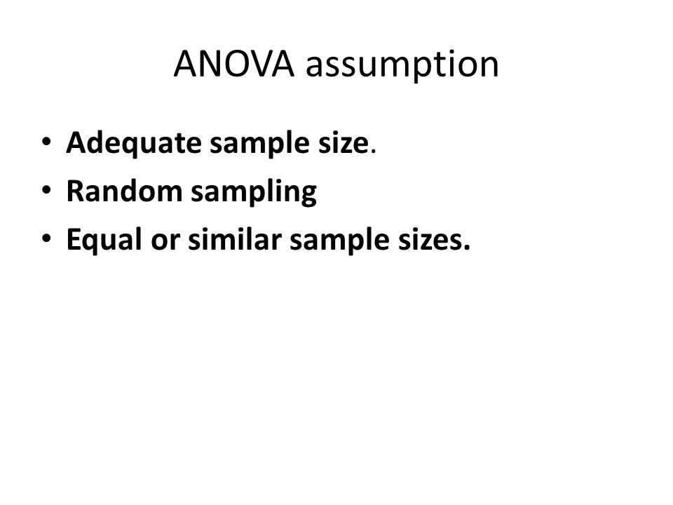 ANOVA notes NR 245 Austin Troy - ppt download