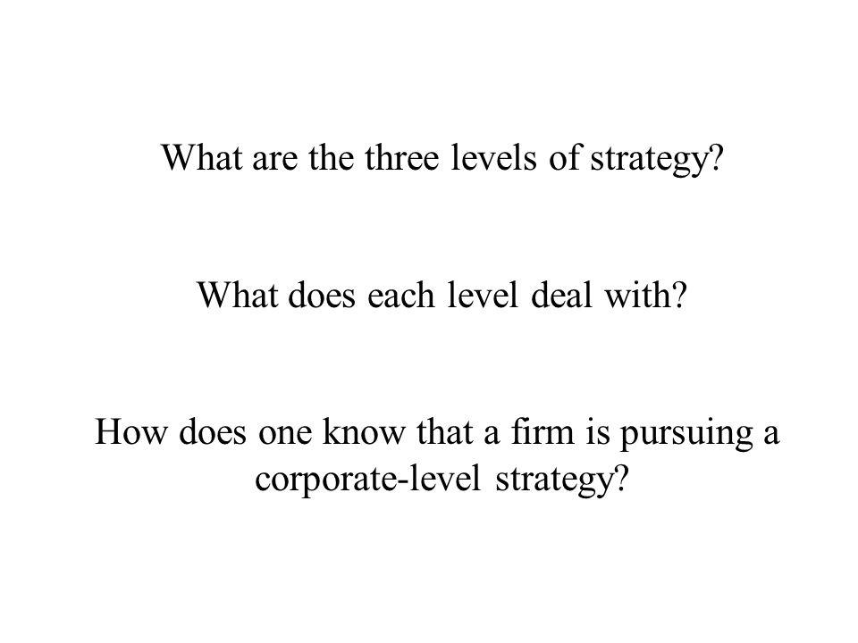 International Strategic Management: Walmart - Chapter 5