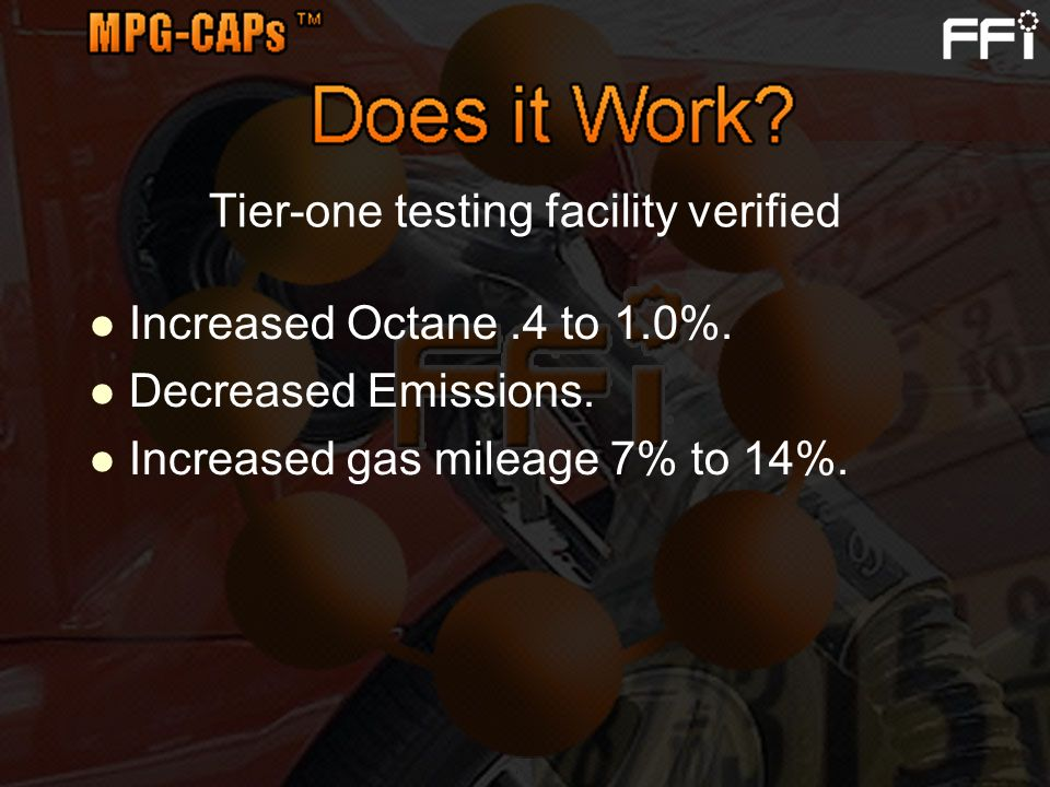 Tier-one testing facility verified