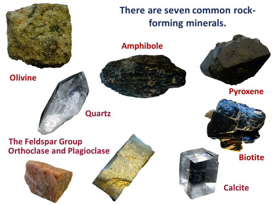 Seven Physical Properties Of A Mineral