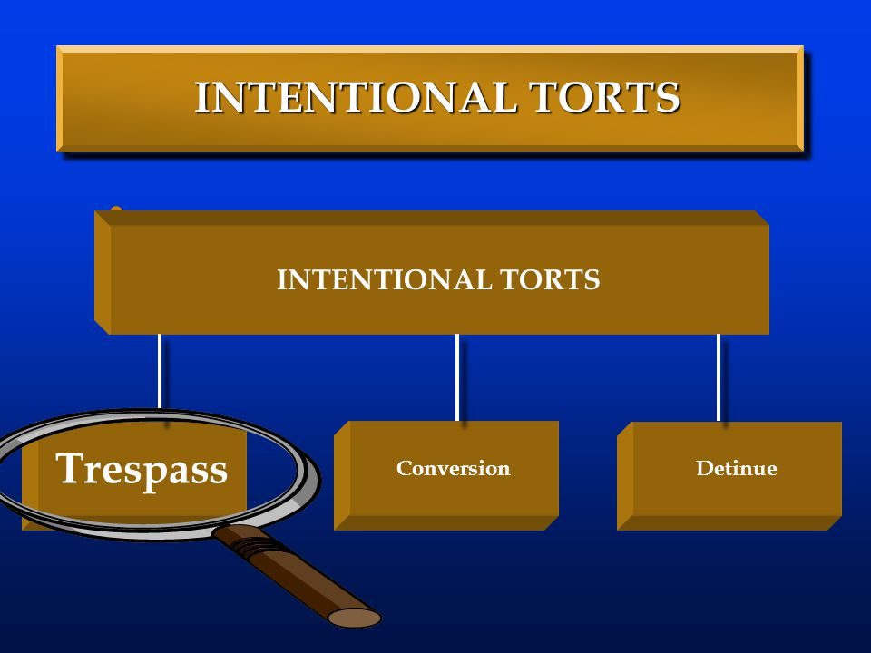 general defenses in law of torts General liability, tort claims  general procedure – applicable law therefore all of the defenses normally used in torts by.