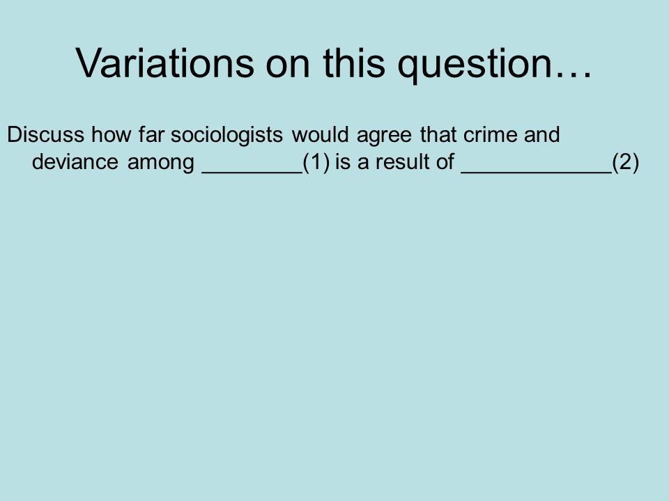 'discuss how far sociologists would agree The second, was challenged by educational sociologists explanations for class inequalities in outcome1 intelligence - nature/nurture debate.