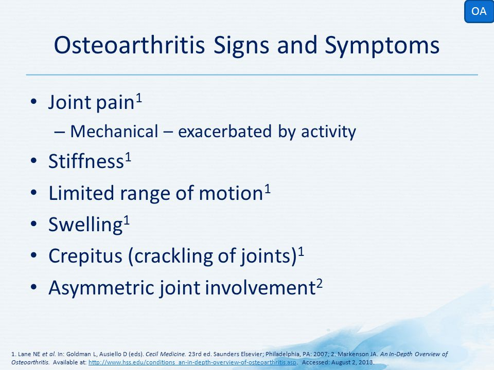 the symptoms and risk factors in arthrosis Read more about arthrosis, the disease's symptoms  obesity and aging are common risk factors for arthrosis of the knees repeated trauma (injuries).
