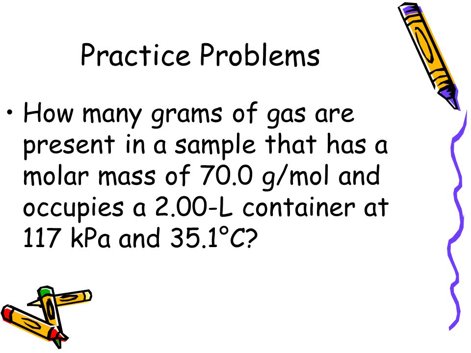 Chapter 14: The Behavior of Gases - ppt download
