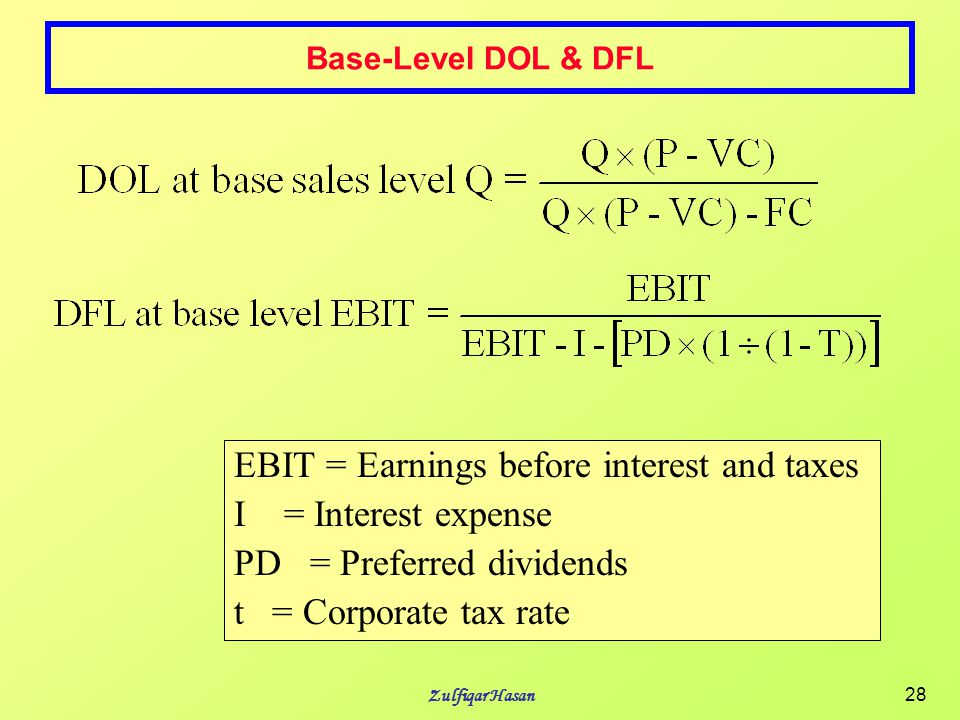 earnings before interest and taxes essay Below is an essay on valuing stocks from  earnings before interest and taxes free cash flow on date t enterprise value on date t weighted average cost of.