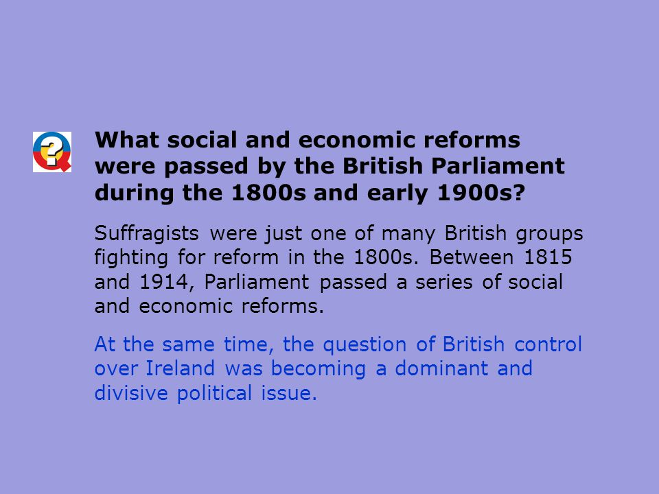british reformers Ireland is anomalous in europe as the only country not to follow the religion of its  ruler.