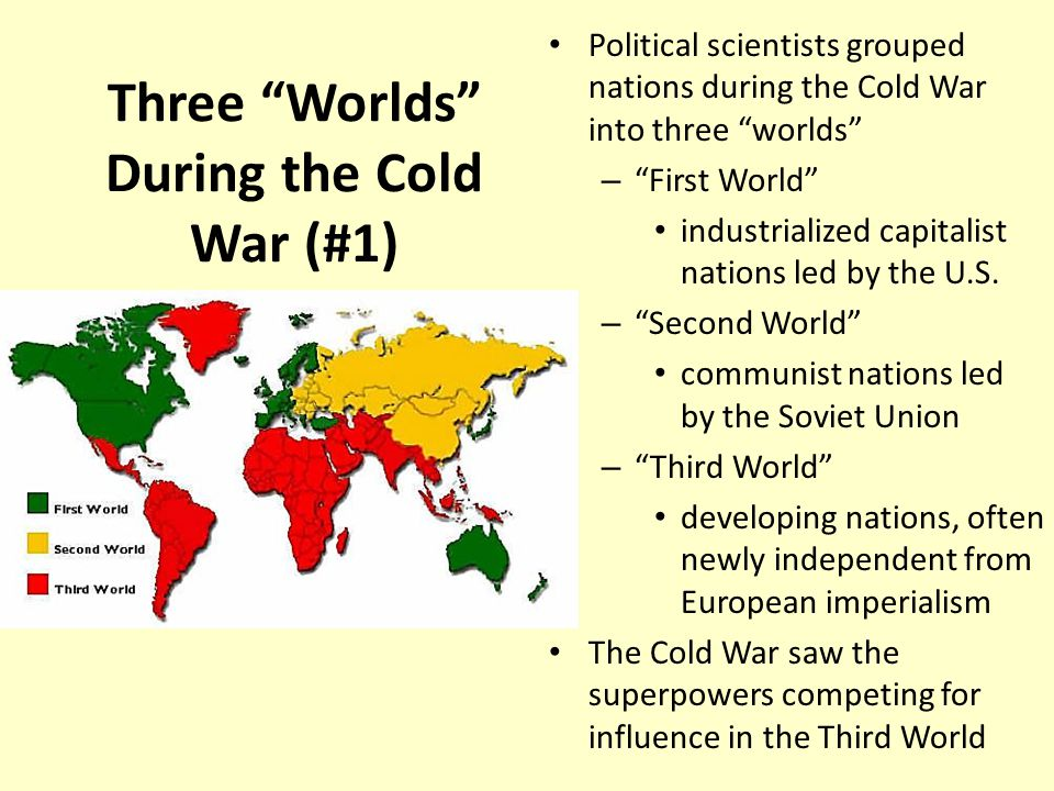 Communist countries during the cold war