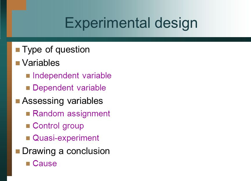 What is a correlational study