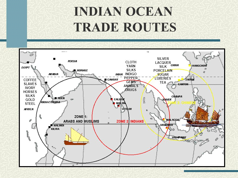 indian ocean trade essay Essay about the indian ocean tsunami imagine more than half of the population of kenosha being over-taken by a deluge of water without warning or the ability to escape.