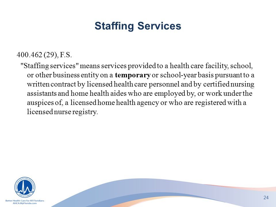 Licensed Home Care Services Agency License Download