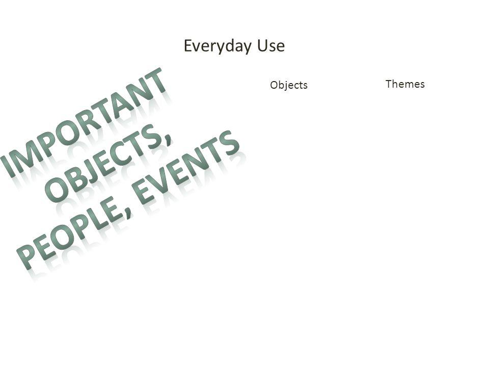 theme everyday use