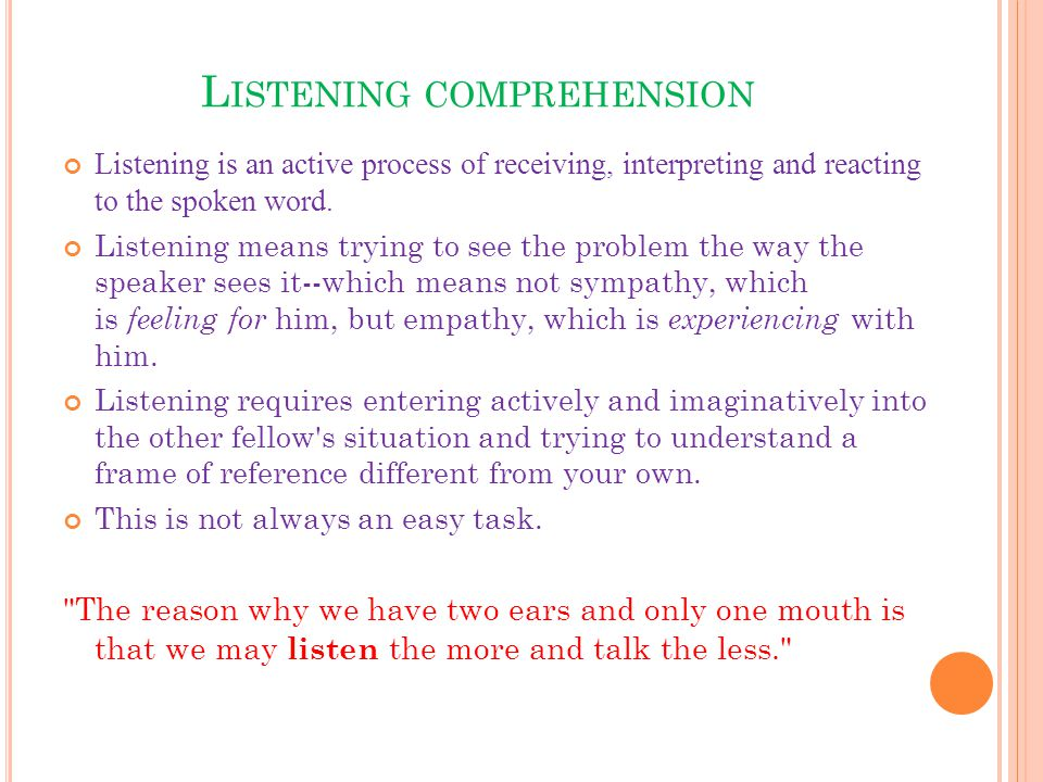 problems from listening materials Listening - elementary page 1 page one - this page  authentic english listening and reading materials fun, imaginative quizzes and games full statistics.