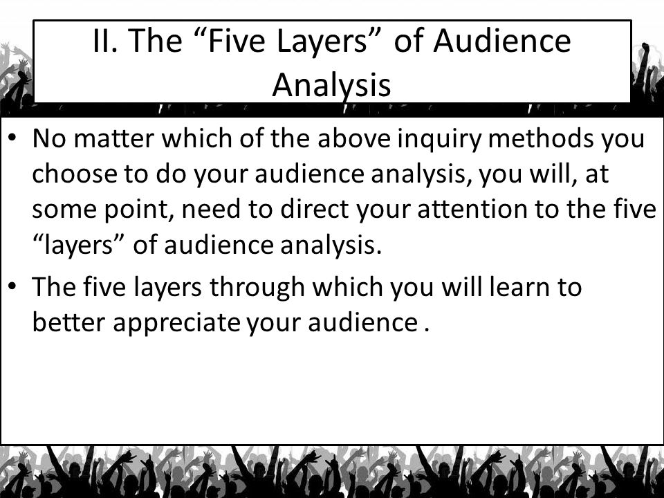 What are some audience characteristics you need to consider for managers