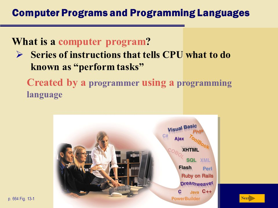 Chapter 13 Programming Languages and Program Development ppt – Powerbuilder Programmer