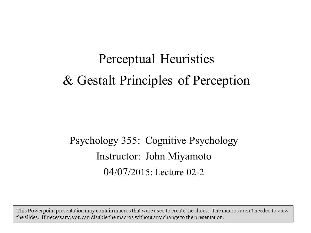 essay questions + gestalt psychology This free psychology essay on essay: personality theory and assessment is perfect for psychology students to use as an – gestalt therapy developed by fritz.