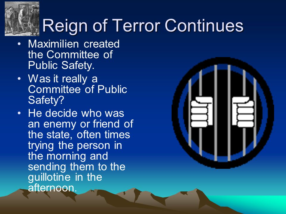 Revolution Brings Reform and Terror - ppt video online ...