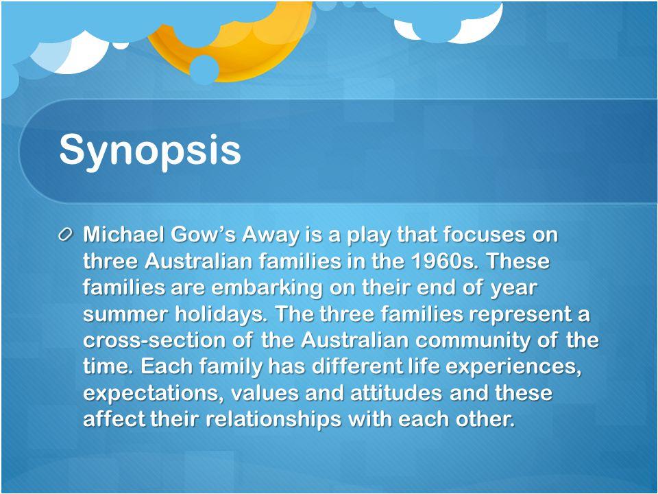 michael gow s away