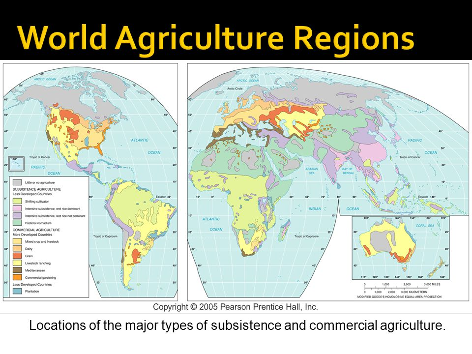 Ap human geography world regions