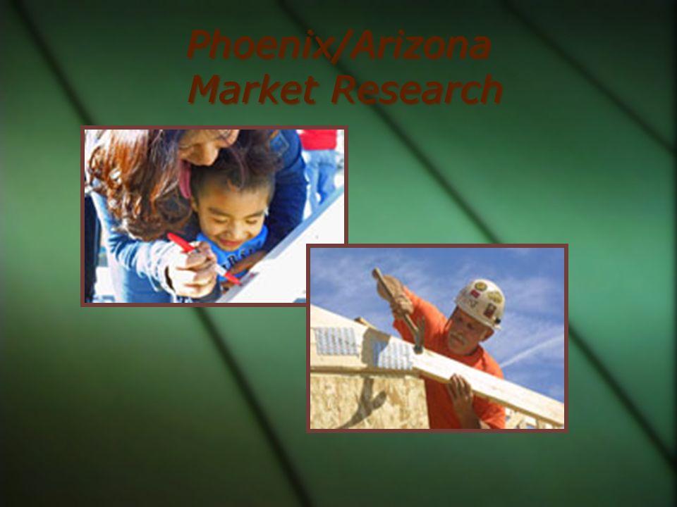 Phoenix/Arizona Market Research