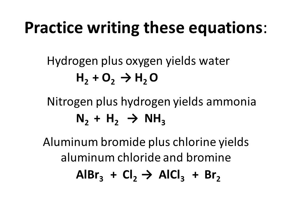 Write a balanced chemical equation for the dissociation of ammonia in water