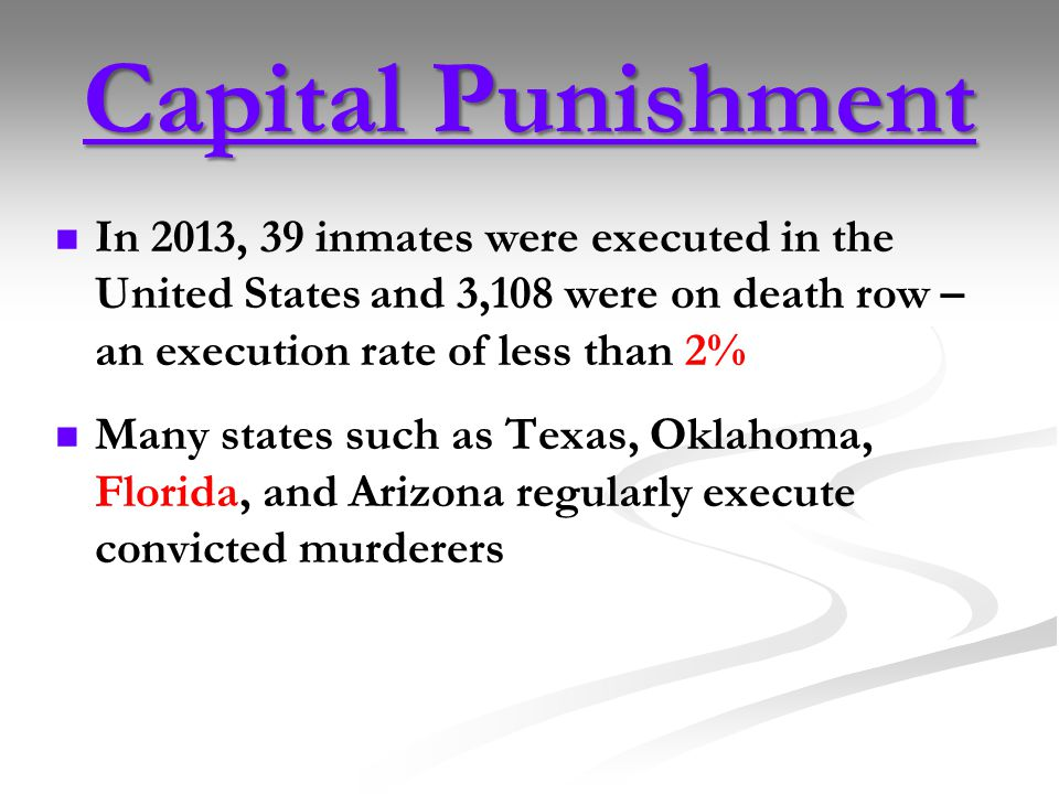 the costs of the death penalty in the united states After a trip to the hospital and back to prison, one of america's most  while it's  true that the initial costs of a death penalty case are higher, the.